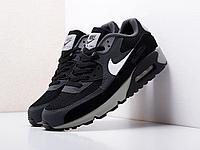 """Кроссовки Nike Airmax 90 Essential """"Black/Dark Grey"""" (40-45), фото 5"""