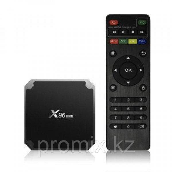 Приставка Android Smart TV X96 Mini  (2/16 GB)
