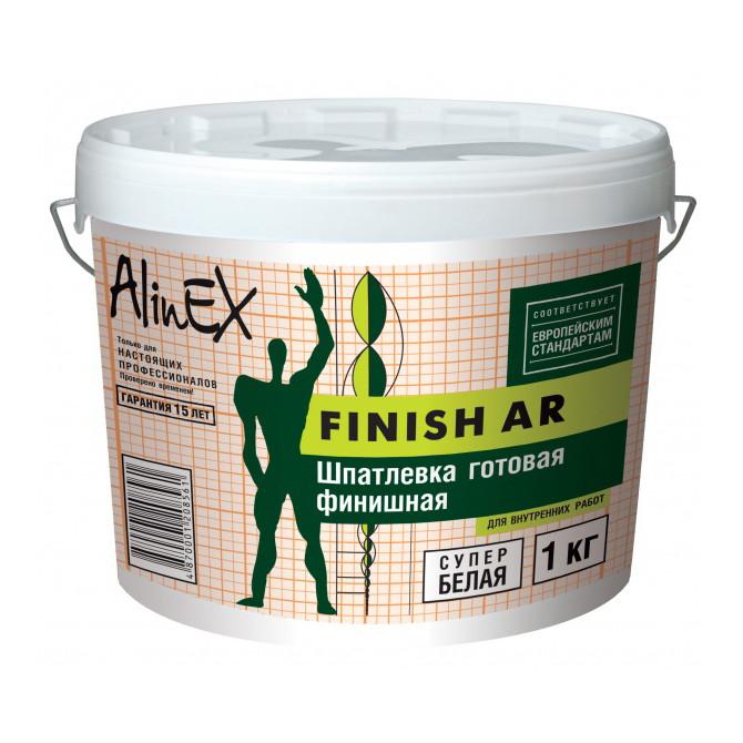 Шпатлевка финишная AlinEX Finish AR