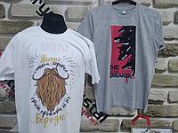 Прямая цифровая печать на футболки. Отправка по РК