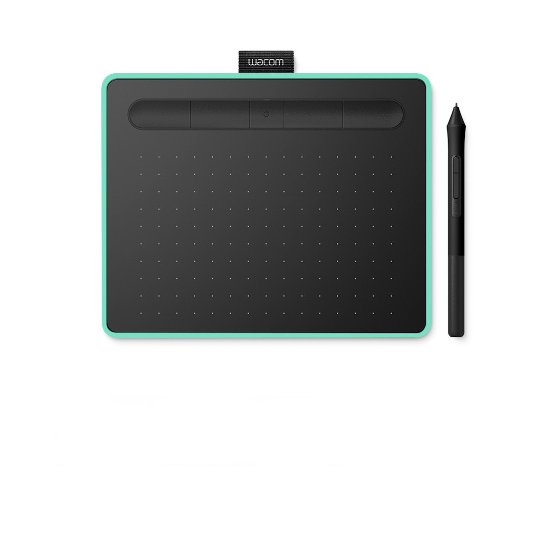 Графический планшет Wacom Intuos Small Bluetooth (CTL-4100WLE-N, Green)