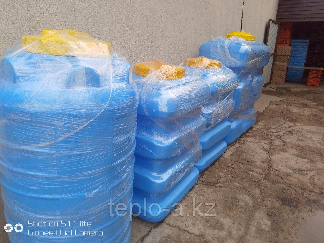 Емкость для воды  500 л. Алматы