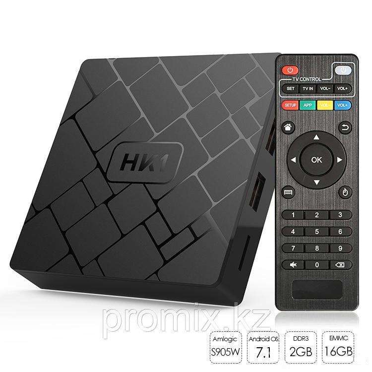 Смарт приставка для телевизора OTT HK1 2/16 GB - фото 1