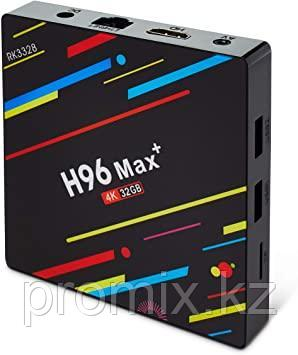 Android TV Box H96 MAX+ 4/32Gb