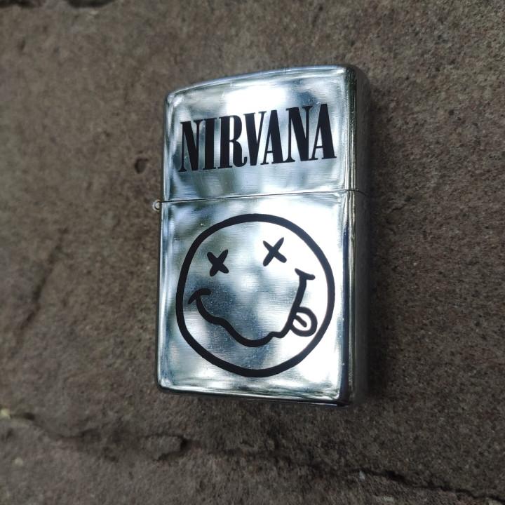 Зажигалка Nirvana