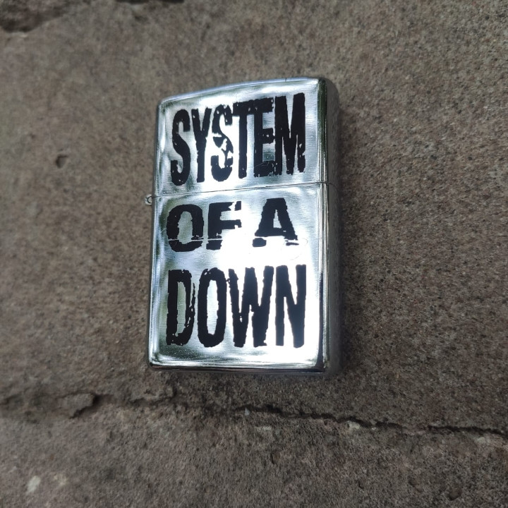 Зажигалка System Of A Down