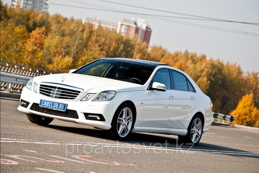 Переходные рамки на Mercedes-Benz E-class (2008-2013) GL (2006-2011) E-class (2011-2015) AFS Вместе HELLA 2