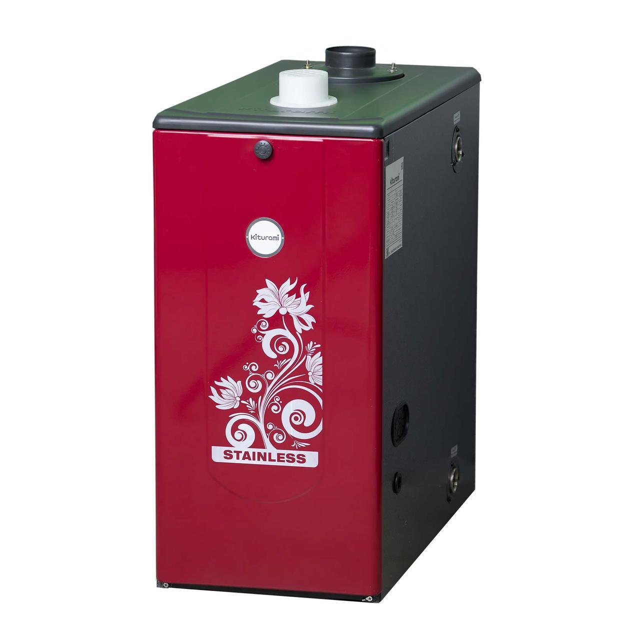 Газовый напольный котел Kiturami TGB-30