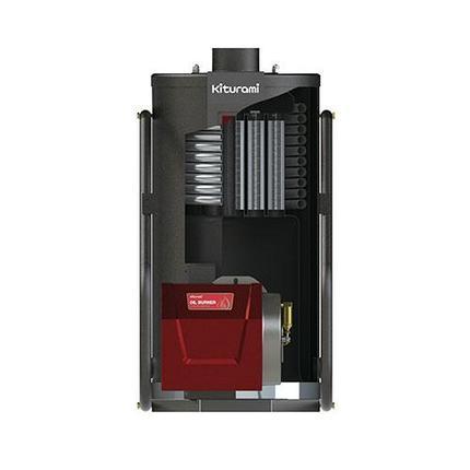 Газовый напольный котел Kiturami KSG-150, фото 2