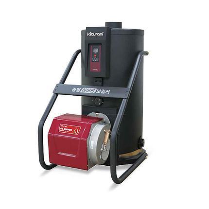 Газовый напольный котел Kiturami  KSG-300, фото 2