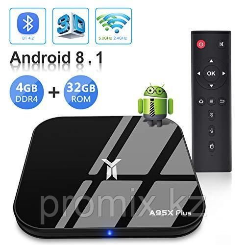 Приставка Android TV A95X plus (4/32 GB)