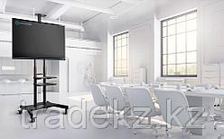 "Стойка мобильная для телевизора, панелей 55"" - 86"", ONKRON TS1881"