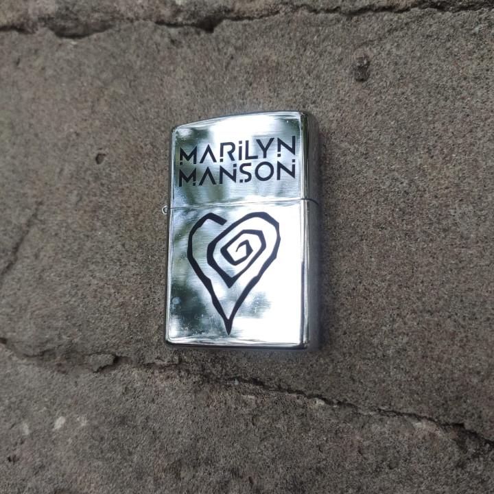 Зажигалка Marilyn Manson