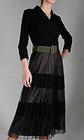 Платье Sensiline 1314 темно-синее