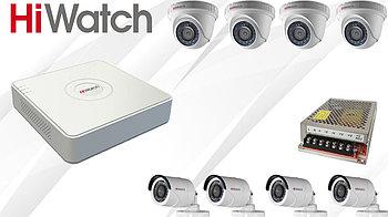 Комплект HD видеонаблюдения на 8 камер