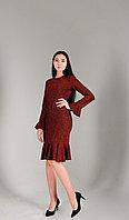 Платье Aronfashion 810E7500 03 красное