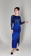 Вечернее платье Doridorca 00KB1106-GECE MAVISI (38)