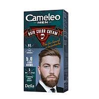 Cameleo men  (Краска для волос, усов и бороды)5.0 Светло-коричневый