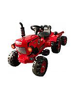 Детский трактор красный MYY 818, фото 1
