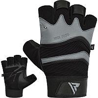 Кожаные перчатки для фитнеса