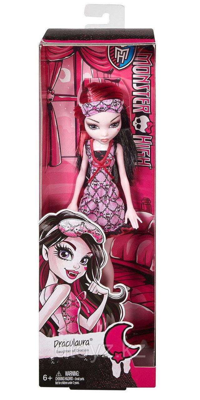 Monster High Пижамная вечеринка Дракулаура DPC40
