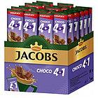 Шоколад 4 в 1 растворимый Jacobs, 24 шт
