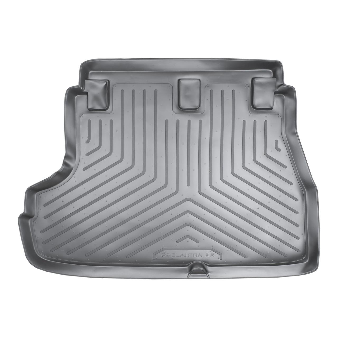 Коврик в багажник Hyundai Elantra (XD) HB (2001-2006)