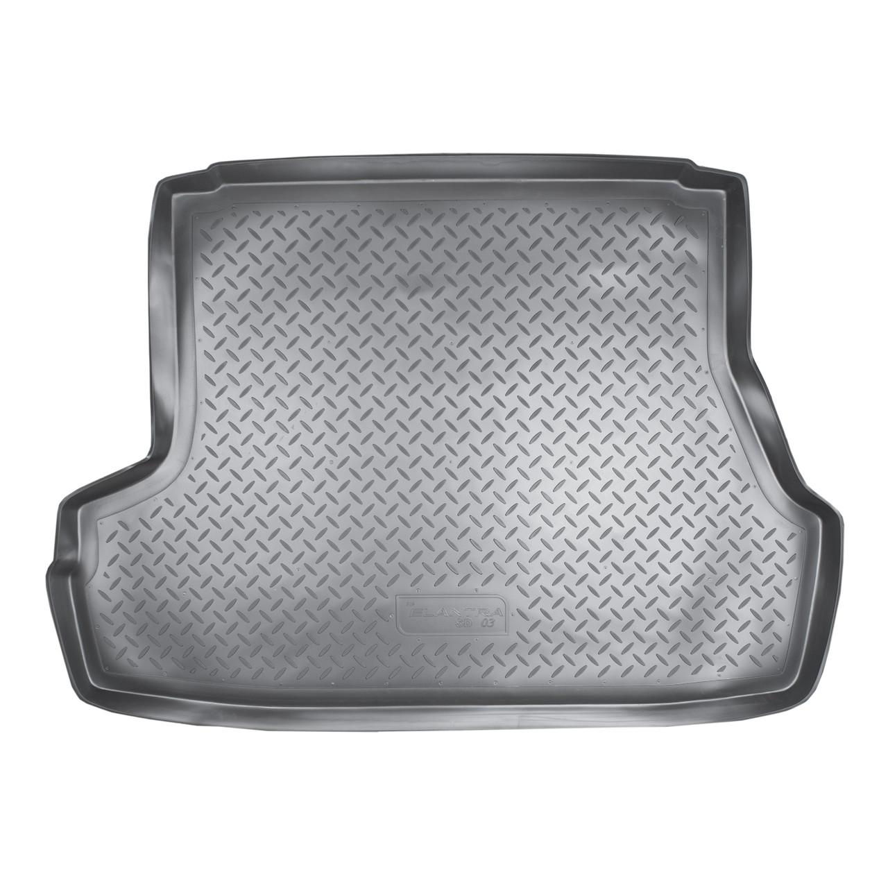 Коврик в багажник Hyundai Elantra (XD) SD (2001-2006)