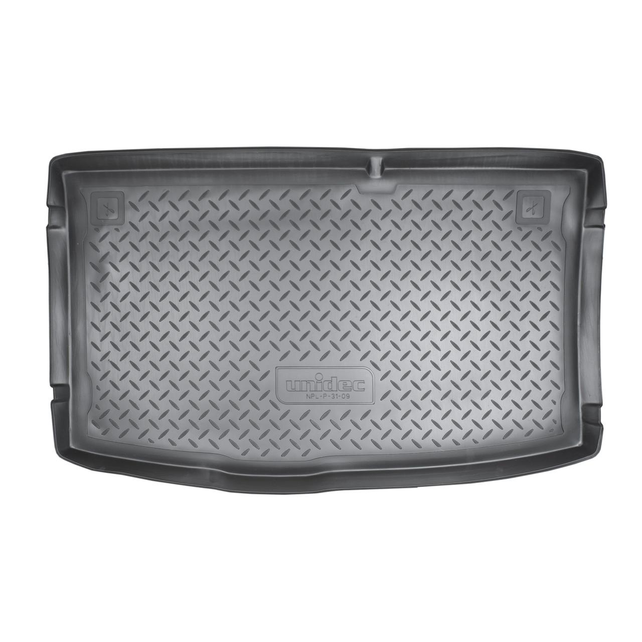 Коврик в багажник Hyundai i20 (PB) HB (2008)