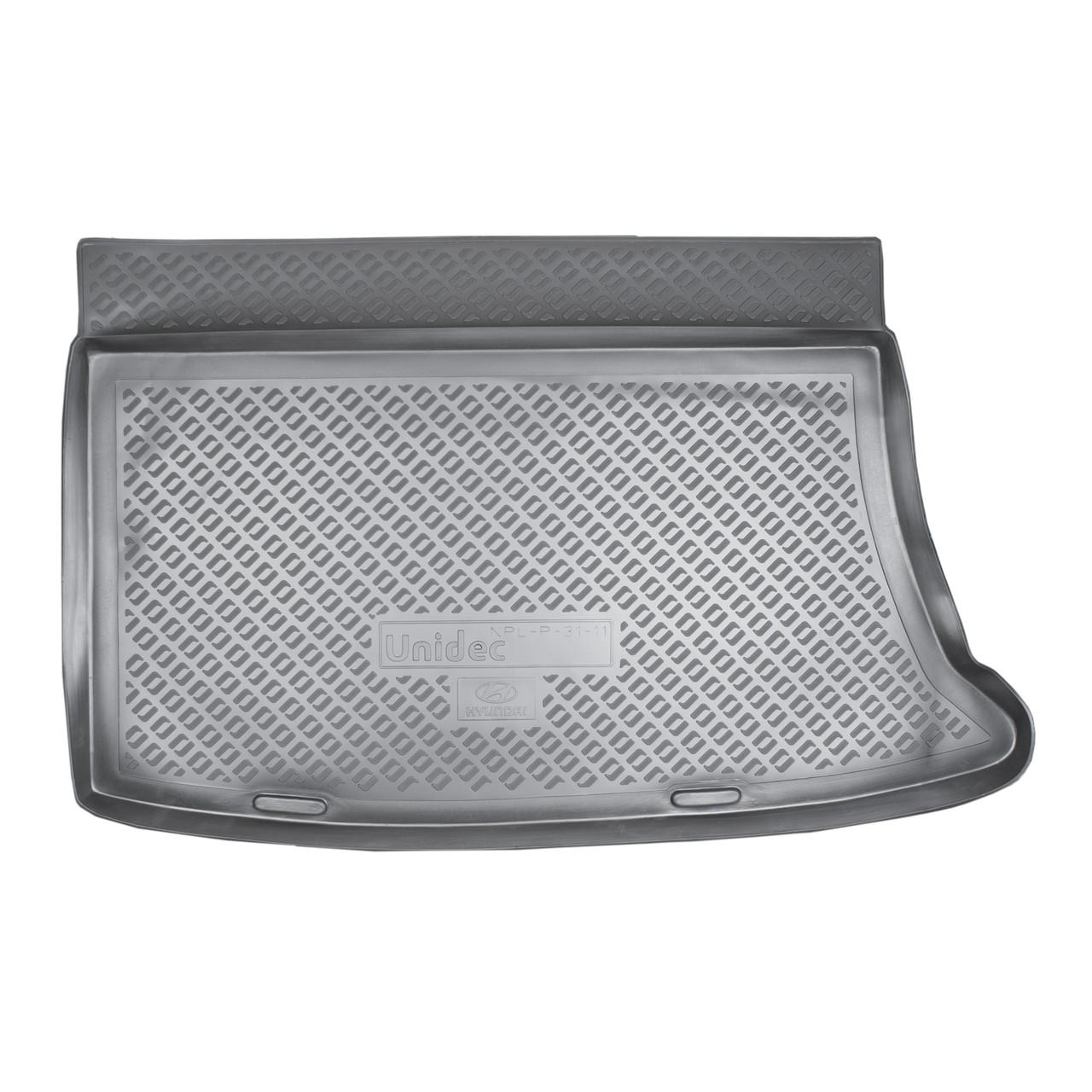 Коврик в багажник Hyundai i30 (FD) HB (2009-2012)