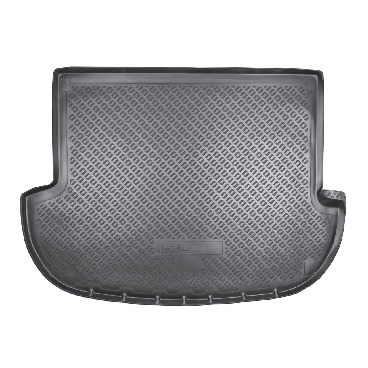 Коврик в багажник Hyundai Santa Fe (2006-2010)