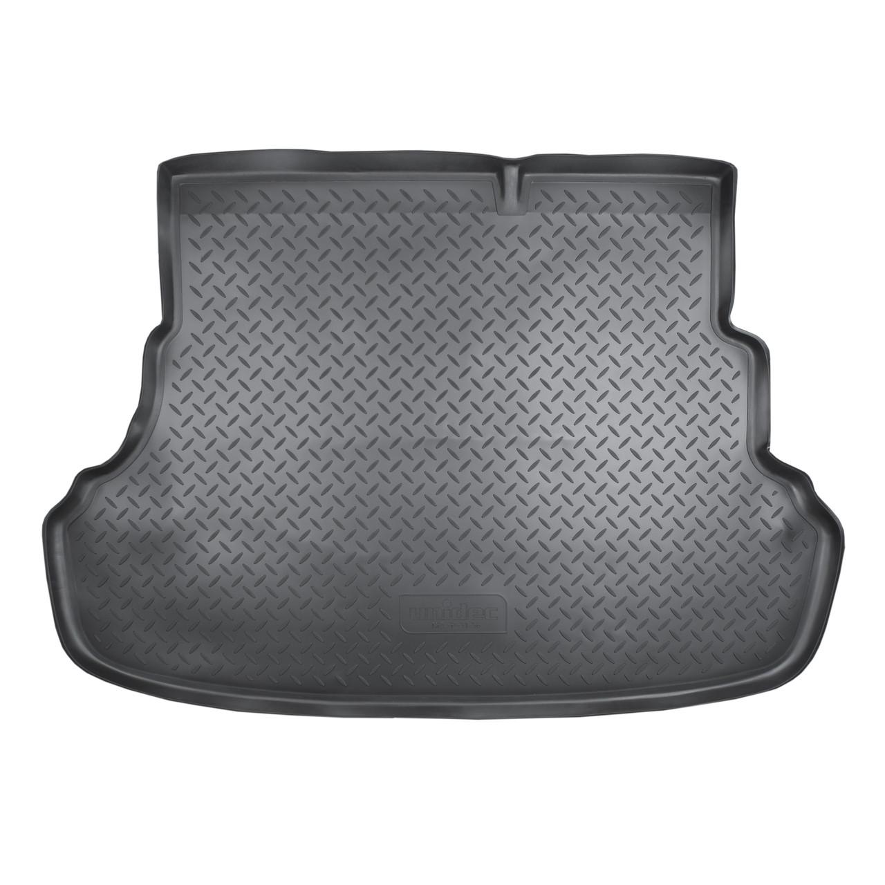 Коврик в багажник Hyundai Solaris SD (2010-2016) ( для а/м со складывающимися сидениями)