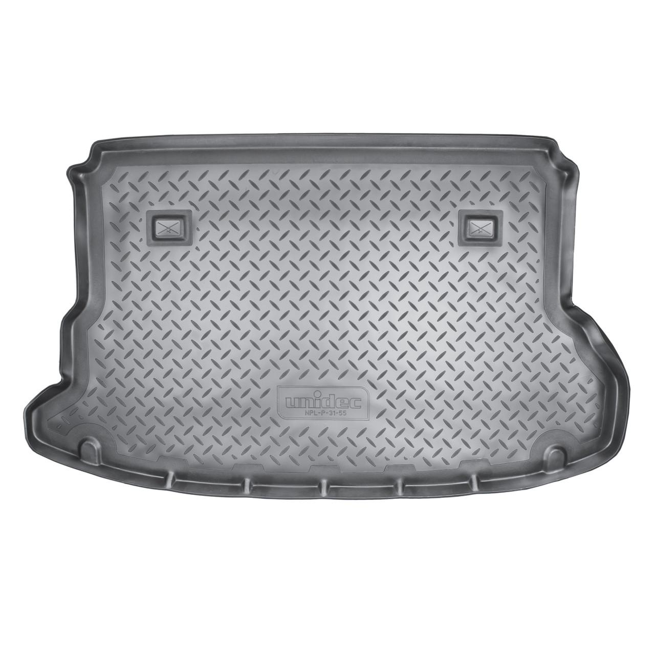 Коврик в багажник Hyundai Tucson (JM) (2004-2010)