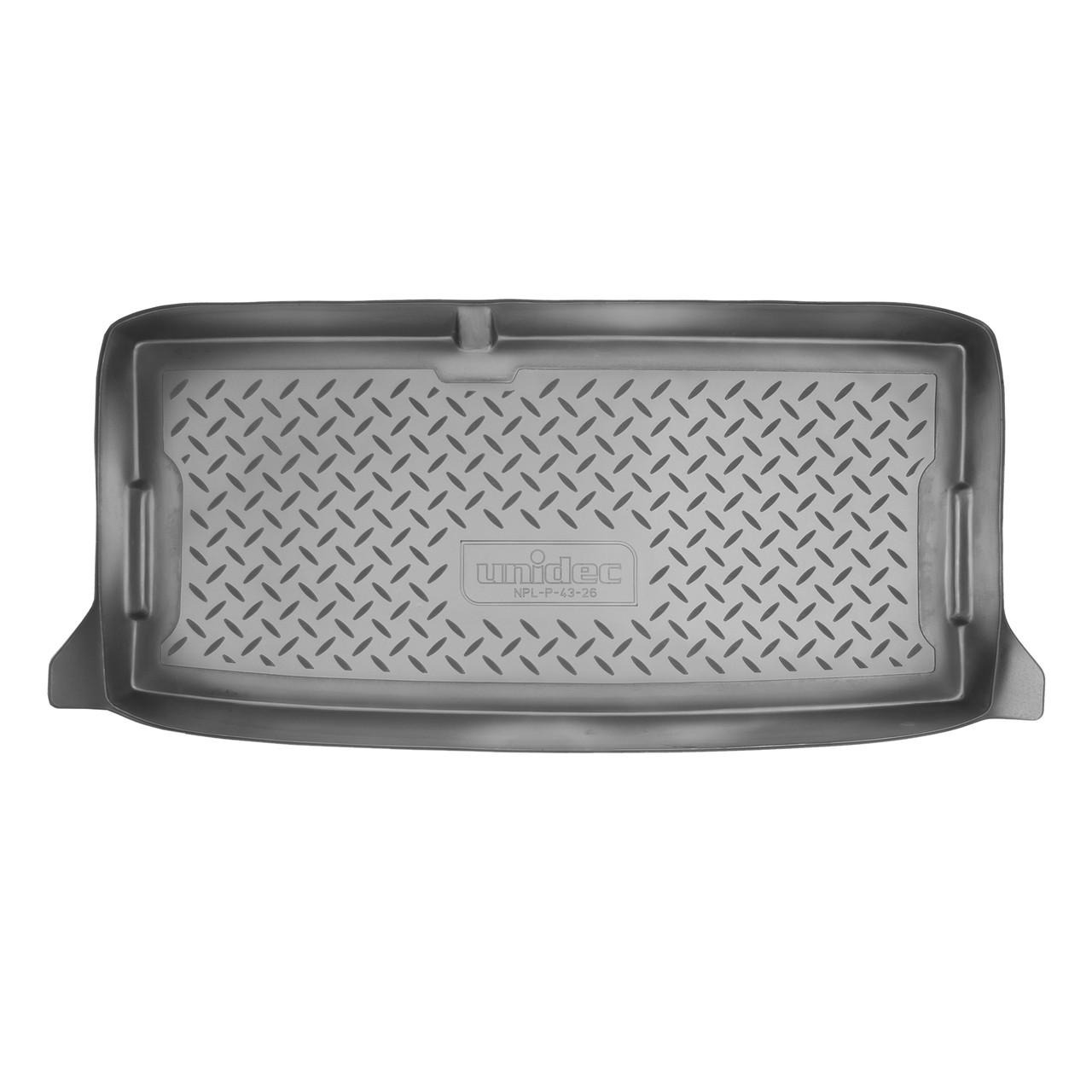 Коврик в багажник Kia Picanto (BA(2007) HB (2007-2011)