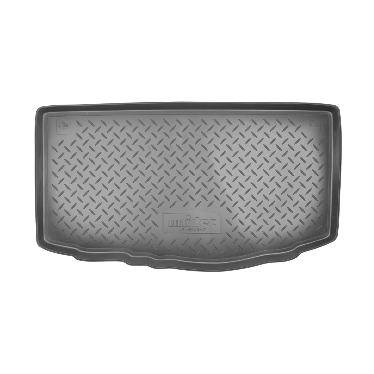 Коврик в багажник Kia Picanto (TA) HB (2011-2017)