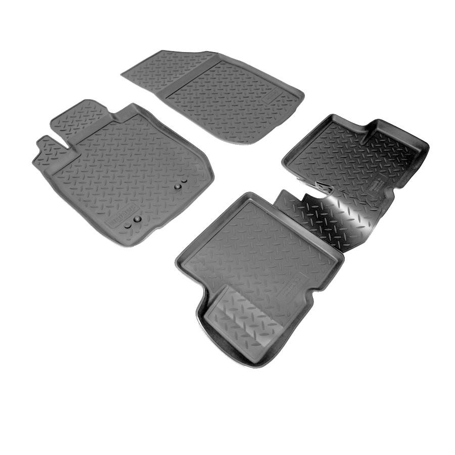 Коврики в салон Nissan Terrano 4WD (2014)\ Renault Duster 4WD (2011)