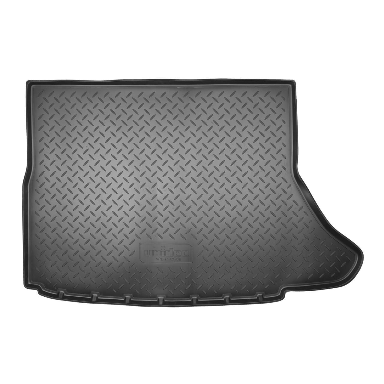 Коврик в багажник Lexus CT200h хэтчбек (2011-2017)