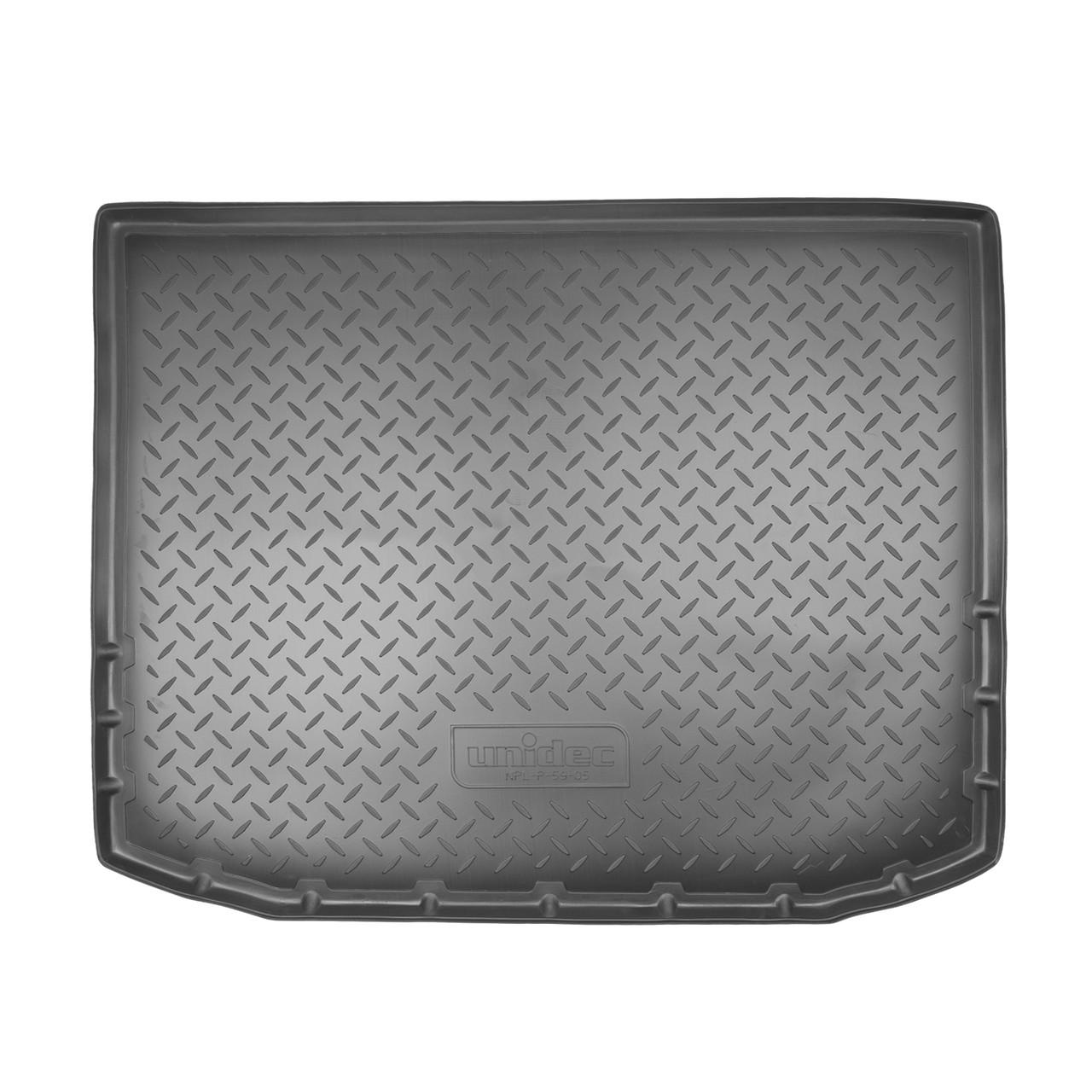 Коврик в багажник Mitsubishi ASX (2010)\ Citroen C4 AirCross (B) (2011)\ Peugeot 4008 (2012)