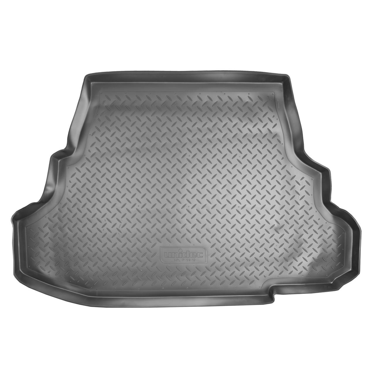 Коврик в багажник Mitsubishi Galant (2006-2012)