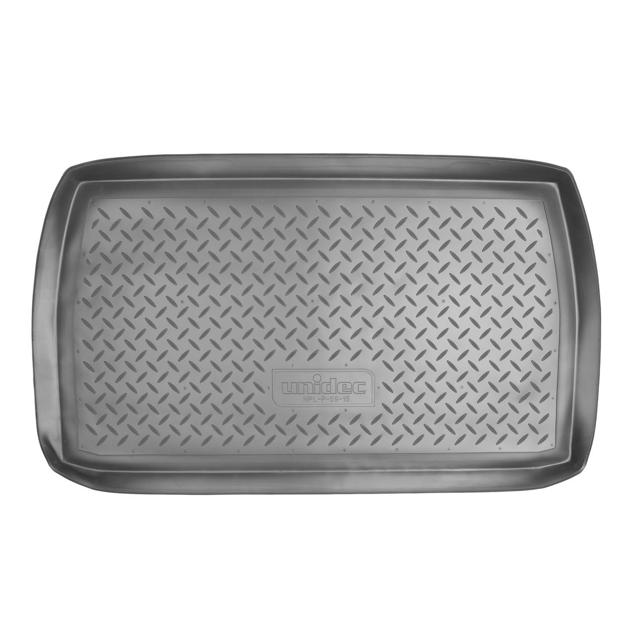 Коврик в багажник Mitsubishi Grandis (2003)