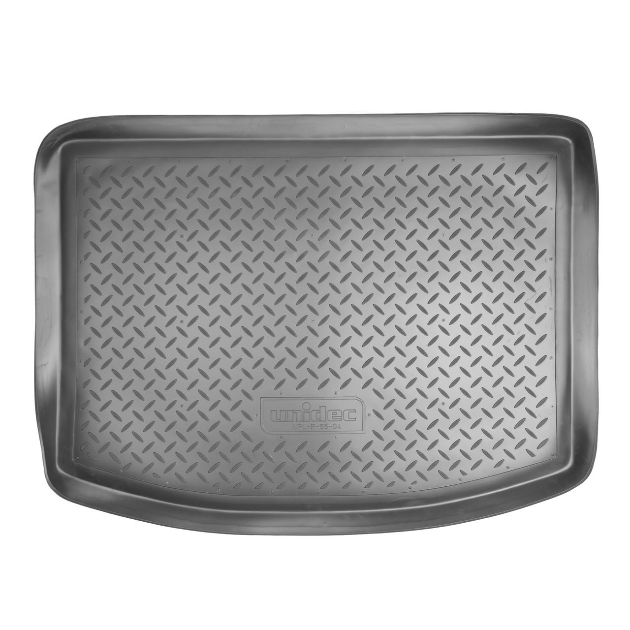 Коврик в багажник Mazda 3 HB (2003-2009)