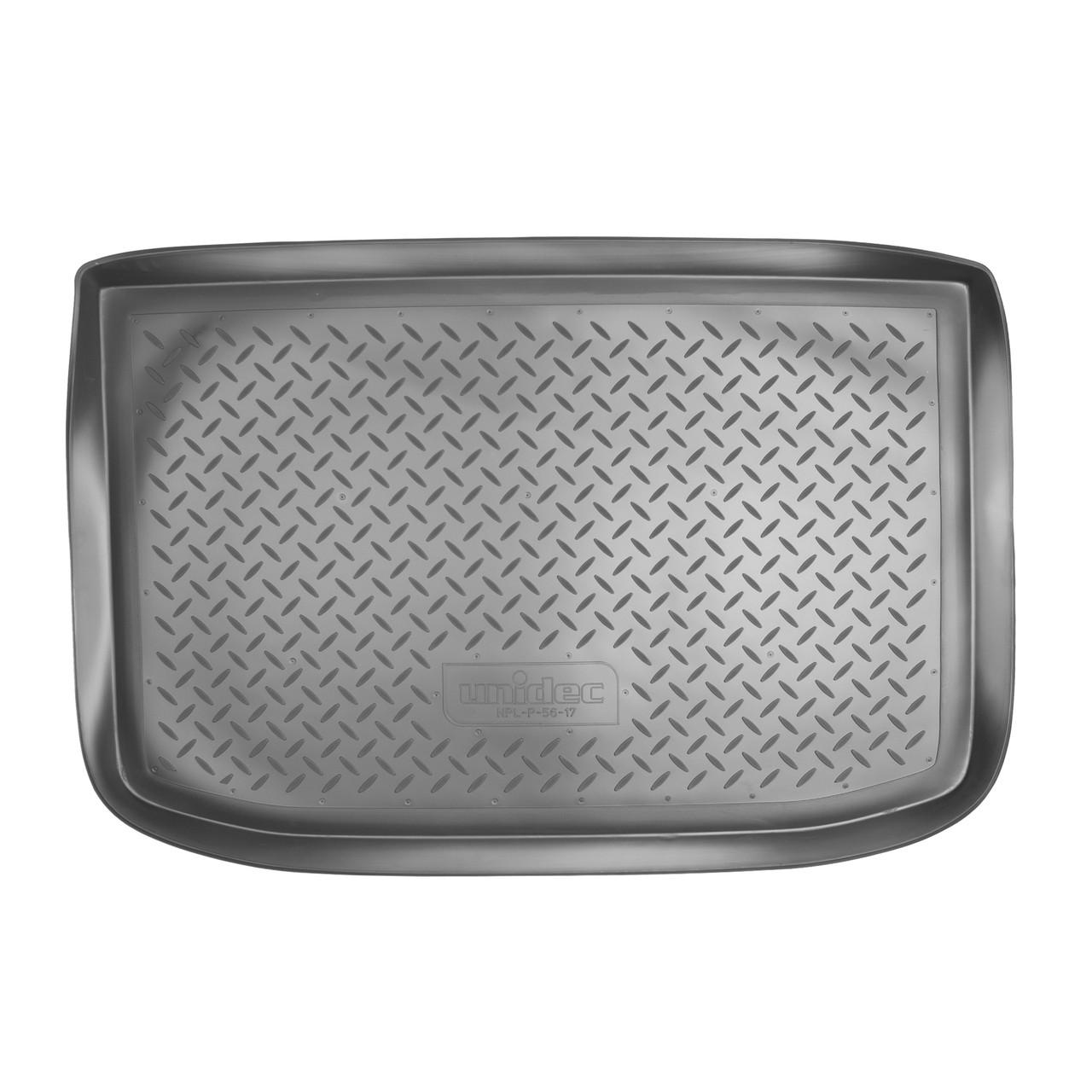 Коврик в багажник Mercedes-Benz A  W169  HB (2004-2008)