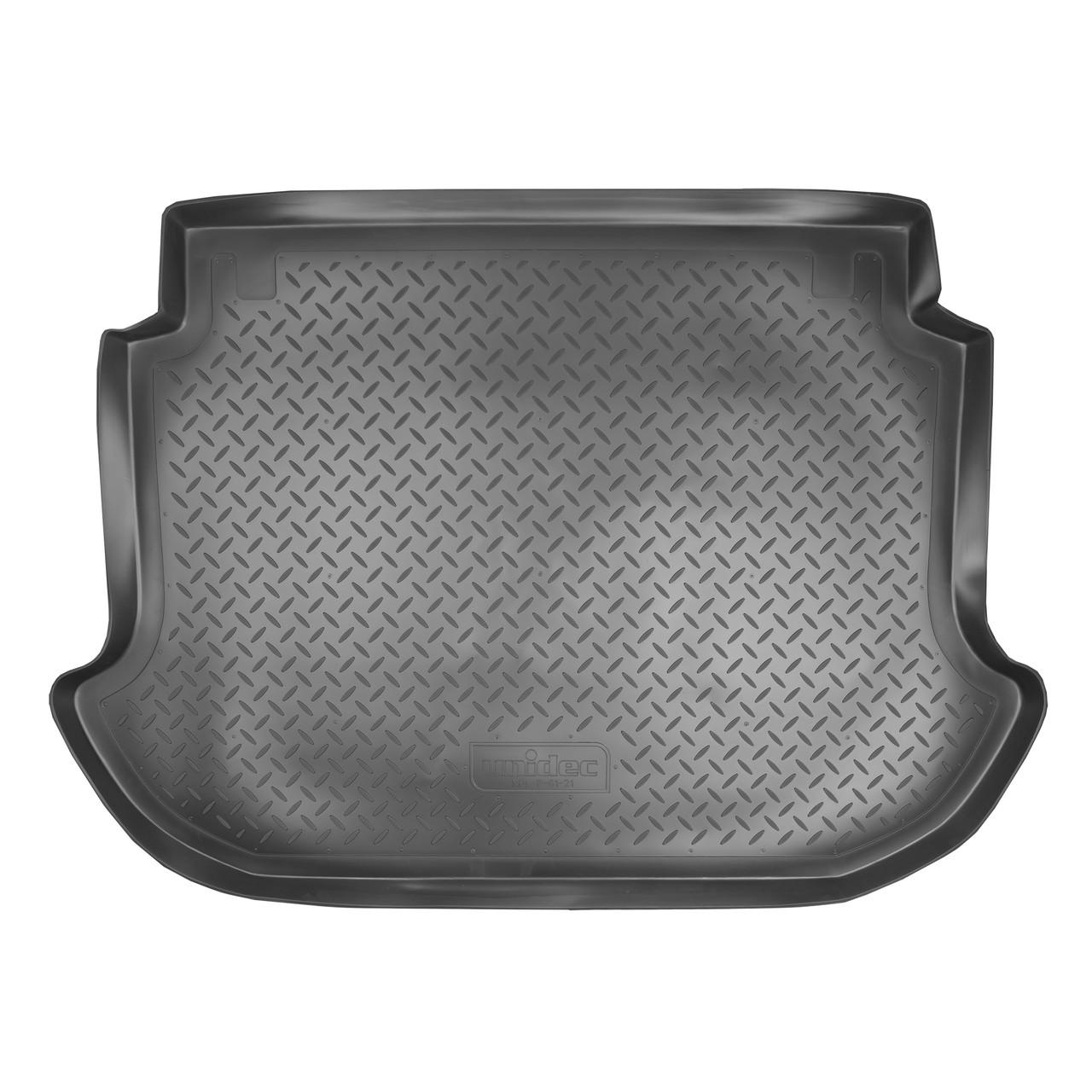 Коврик в багажник Mercedes-Benz GL (X164) (2006-2012)