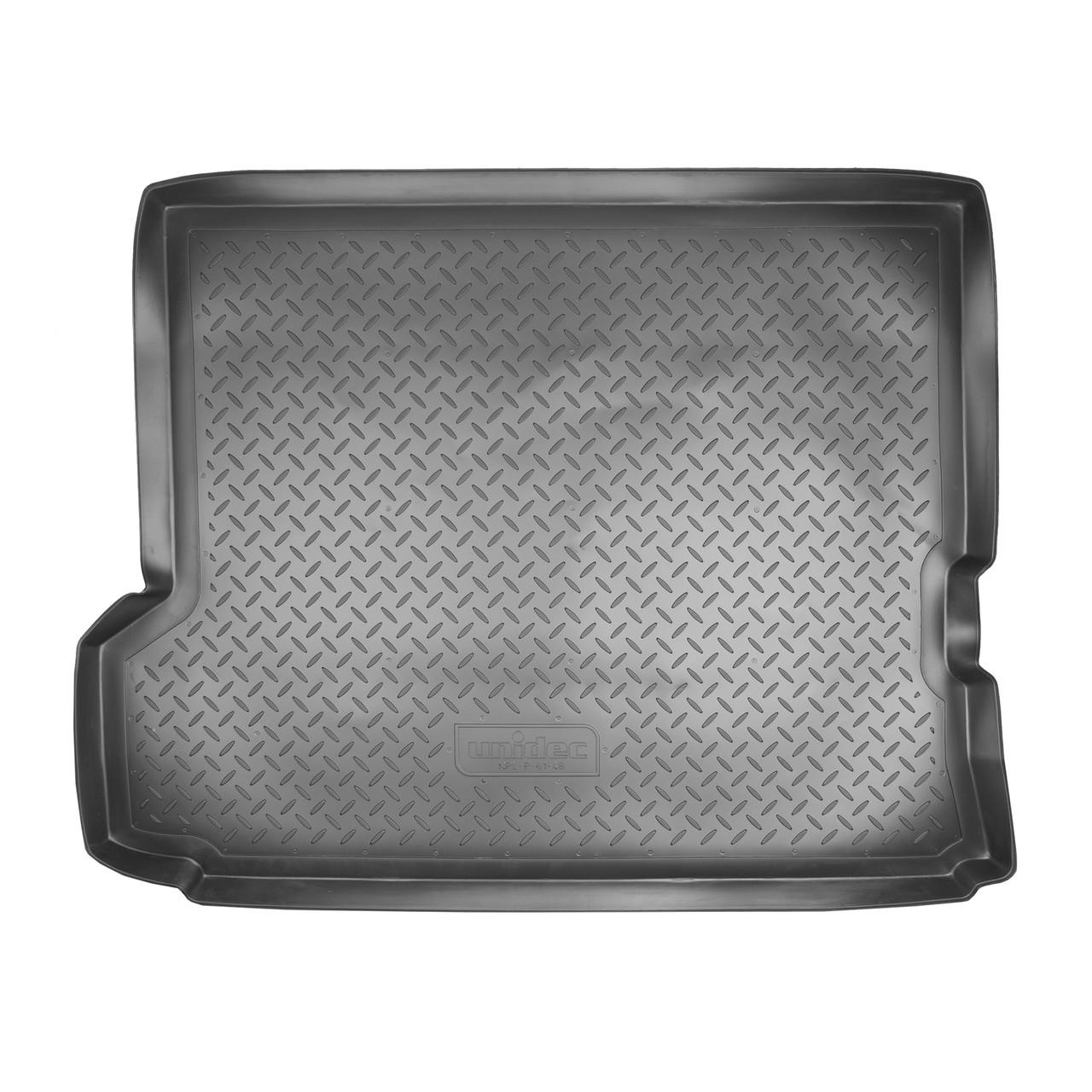 Коврик в багажник Nissan Patrol (2004-2010)