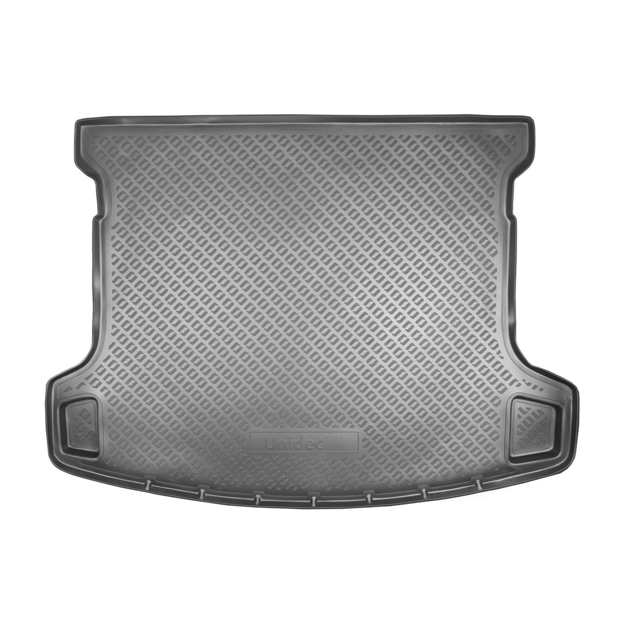 Коврик в багажник Nissan Qashqai+2 (2008)