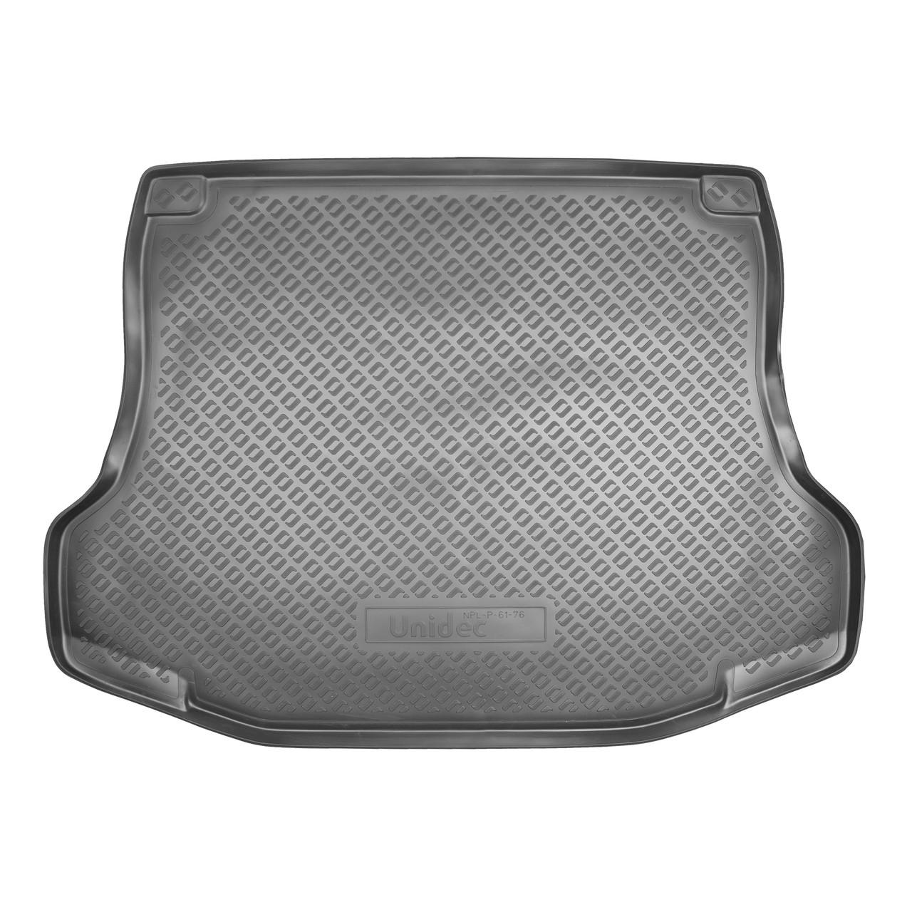 Коврик в багажник Nissan Tiida SD (2007)