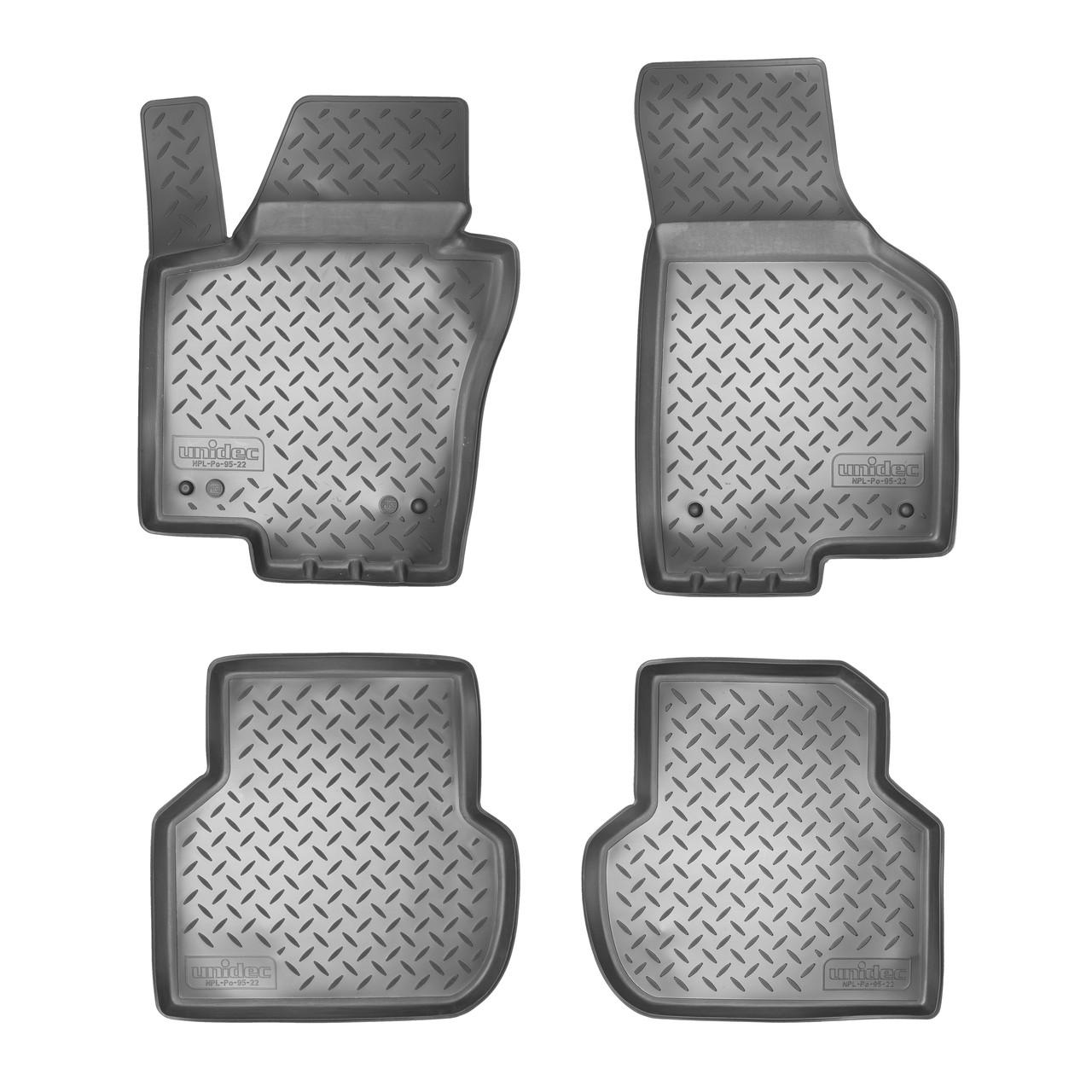 Коврики в салон Volkswagen Jetta (2011-2015)