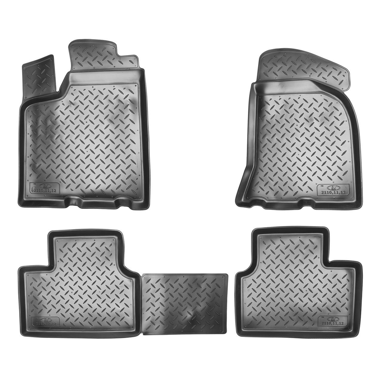 Коврики в салон Lada (ВАЗ) 2110 (1995-2007)