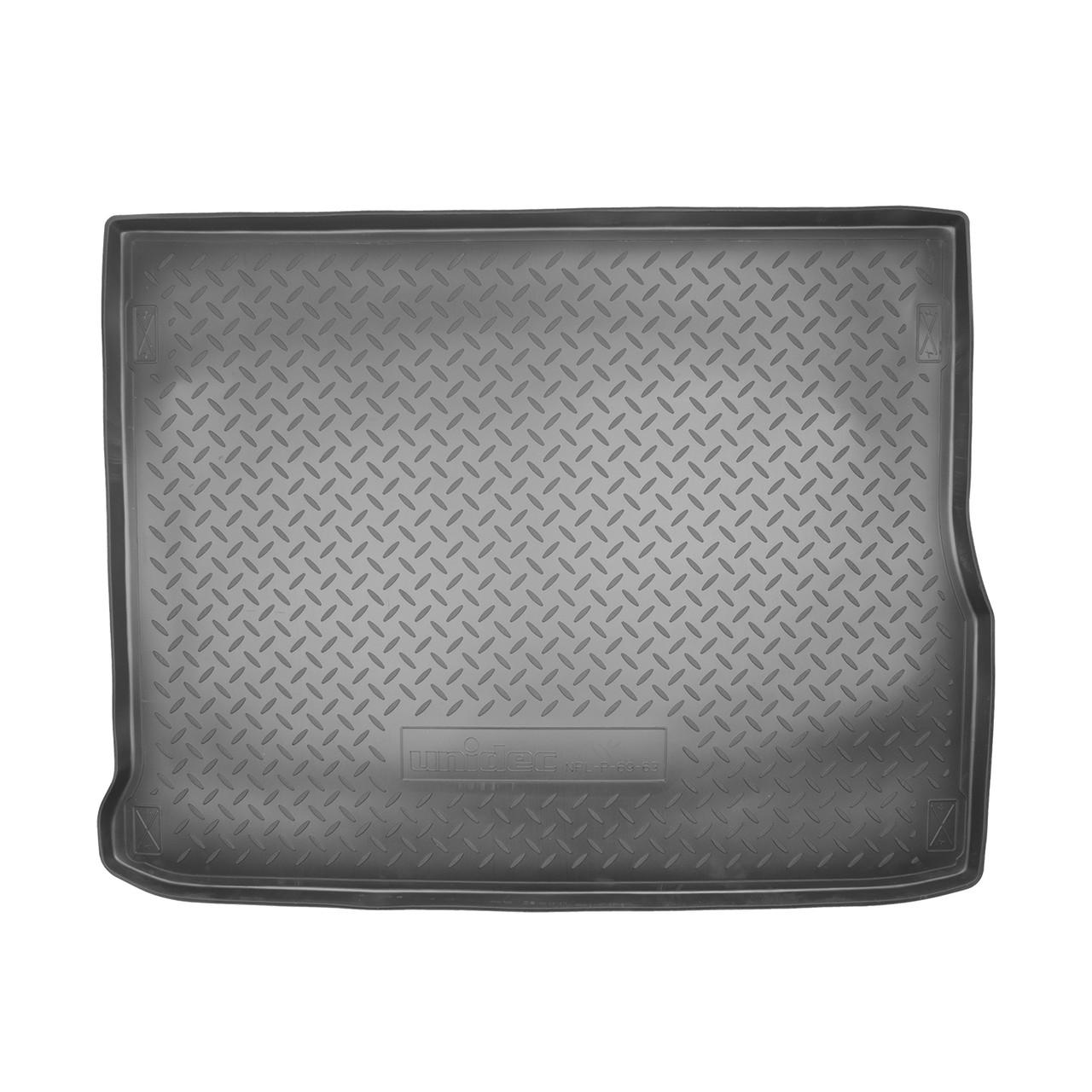Коврик в багажник Renault Scenic (2010)