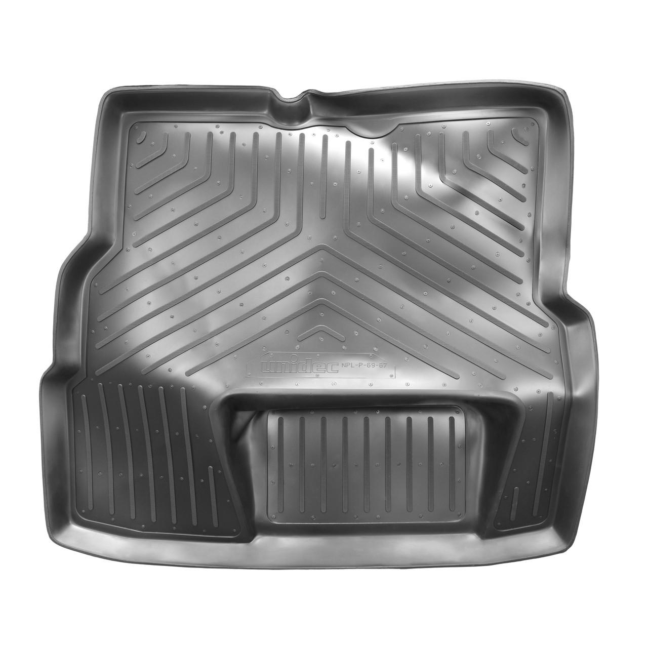 Коврик в багажник Renault Symbol SD (2002-2006)